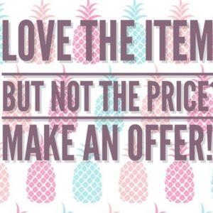 Tops - Make an Offer (: